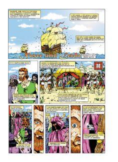 A saga do Lusitano começou! Saga, 1, Book