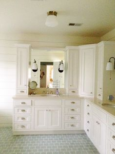 Pure Style Home: Clients' Master Bath Before & After