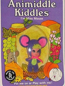 More Kiddles! I used to have this one!