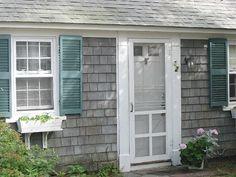 Beach Cottage Style | Dennisport Cottage Rental: Private Nantucket Sound Beach 2 Bedroom ...