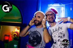 G.I.Am Xmas Party @ Planet Roma feat Nico del Vescovo