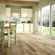 Yorkwood Manor in Pecan 6 x 36 field tile. Capell Flooring and Interiors in Meridian, ID #porcelaintile www.capellinteriors.com Flooring store serving Boise, Meridian, Nampa and Caldwell ID