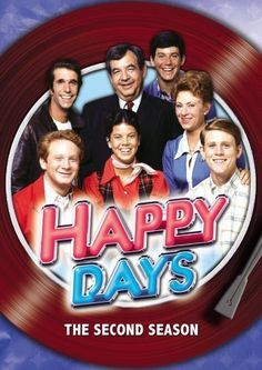 Happy Days. Seriously one of the best shows ever. Always watched it on TV Land when I was young!!