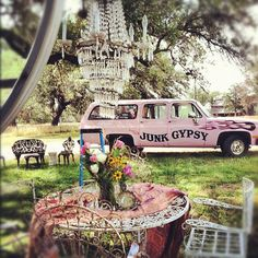 gypsy junk fairy | am joining the following parties: