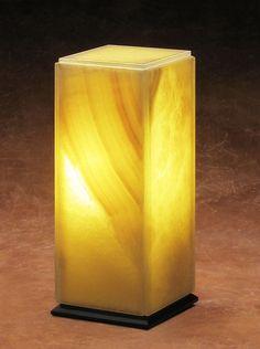 lampe en onix