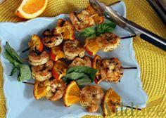 Wildtree's Pesto Citrus Shrimp Skewers Recipe www.MyWildtree.com/GloyeskeL