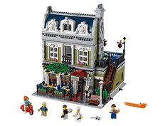파리의 레스토랑   LEGO Shop