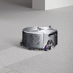 Dyson Has Invented The Smartest Robotic Vacuum Cleaner In The World ... see more at InventorSpot.com