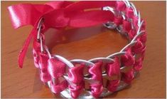 I saw this on Pinterest a couple months ago, and have been wanting to try it ever since. It's such a cool idea. Simply save all your old coke can tabs as you use them, find some cute ribbon, and make an upcycled bracelet! Here's a tutorial I found to help you out. Fun, eco-friendly, …