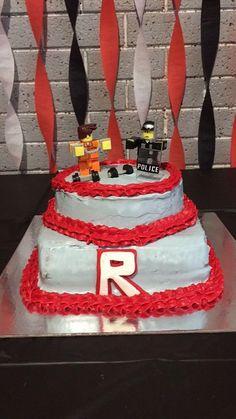 Adult Birthday Cake With Tobias