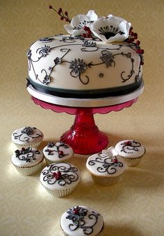 Midwinter wedding by nice icing, via Flickr