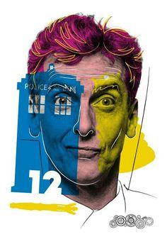 DOCTOR 12 - Peter Capaldi