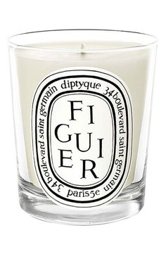 diptyque Figuier Scented Candle $34