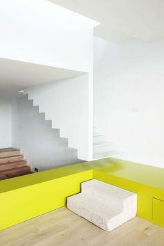 Террасный Дом (Terraced House) в Испании от 05 AM Arquitectura.