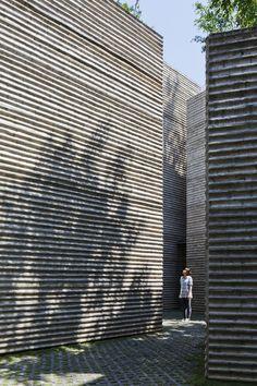 Winner: House for Trees, Vo Trong Nghia Architects, © Hiroyuki Oki
