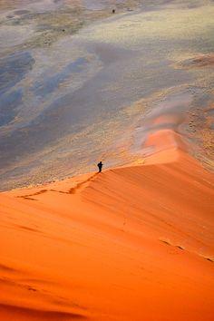 Namib Desert - Namibia by saxby_e
