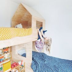 mommo design...bunk beds...