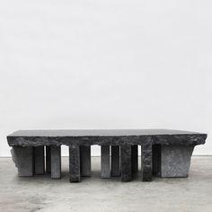 Lex Pott /. Fragments Column Coffee Table