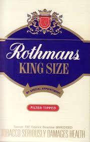 Rothamans Cigarettes Vintage Cigarette Ads, Cigarette Brands, Vintage Artwork, Vintage Posters, Vintage Stuff, Cigarette Aesthetic, Marlboro Cigarette, Teenager, Teenage Years