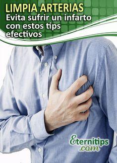 Remedio natural para limpiar las arterias   Eternitips