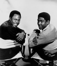 """Sam and Dave: Soul duo Sam Moore and Dave Prater brought the sound of the black church to pop music with their string of call-and-response hits for Stax Records from 1965 to 1968. Hit tune: """"Soul Man."""""""