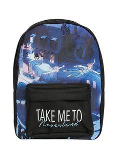 Disney Peter Pan Neverland Backpack, , alternate