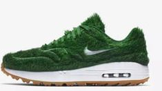 pretty nice e6bab 23c22 Nike To Launch New Air Max Trainers Made Of Fake Grass