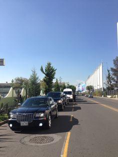 Momentos previos a la Visita Oficial de #IsraelenMexico
