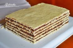 Hungarian Recipes, Little Kitchen, Homemade Cakes, Bon Appetit, Cake Recipes, Menu, Yummy Food, Sweets, Bread