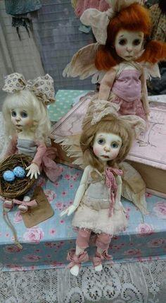 Немного о выставке в Лионе и мои новые шарнирные куклы / Авторские шарнирные куклы своими руками / Бэйбики. Куклы фото. Одежда для кукол