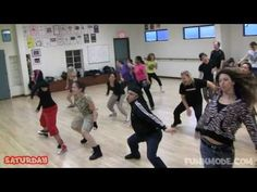 Move - MIMS - FUNKMODE Adult Hip Hop Dance Class - February 2011 Hip Hop Dance Classes, Dance Routines, Dance Videos, February, Album, Card Book