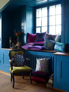 Boho-Multi cushions, Bohemian style by Pfister