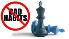 7 bad chess habits to drop
