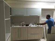 cozinha montagem móveis