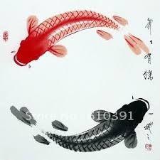 dessin de poisson chinois - Recherche Google