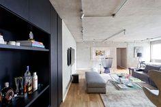 Apartamento no bairro dos Jardins, em São Paulo   Suite Arquitetos