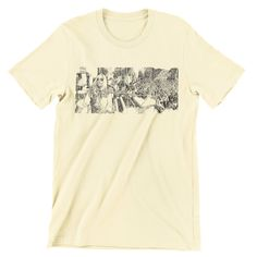 Allman Brothers T Shirt Woodcut Style Stage View / Vintage Style / Blues Guitar / Hand Screen Printing / Super Soft Cotton by cottonpickincrazy on Etsy Willie Nelson T Shirts, Vintage Style, Vintage Fashion, Young T, Allman Brothers, Great T Shirts, Screen Printing, Classic T Shirts, Long Sleeve Tees