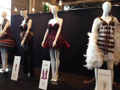 Chocolate wear at Salon du Chocolat Paris 2013