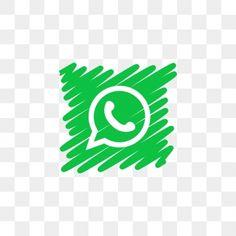 Whatsapp Social Media Icon Design Template Vector Whatsapp Logo wektor swobodny i png Whatsapp Png, Vector Whatsapp, Message Logo, Social Media Logos, Social Media Icons, Logo Ikon, Icon Design, Ornamental Vector, Snapchat Logo