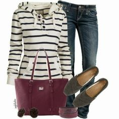 Ladies Winter Outfits...