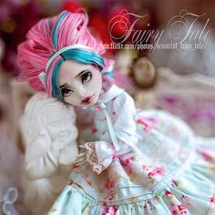 After OOAK Monster High Rochelle by Fairy Tale | by Beautiful_Fairy_Tale