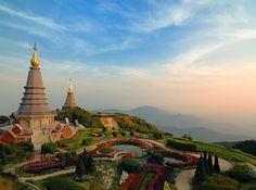 10 Lugares increíbles que visitar