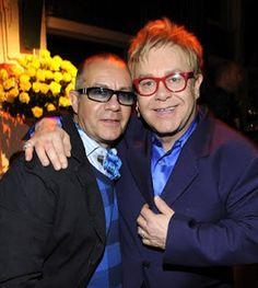 Elton John & Bernie Taupin Back in Studio For New Album; Change Title