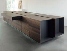 Kitchen Monolith_Minotti Cuccine