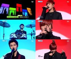 F.T. Island return with 'Memory' on SBS' 'Inkigayo'