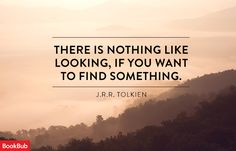 We may not be on a journey as grand as Bilbo Baggins's, but these quotes make us pause and think about our own lives.