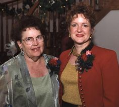 Ruth Holmstrom and Laurie McCrea at Jimmy McCrea's Scottish Wedding June 16,2000.