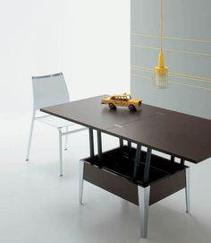 1000 images about mobilier on pinterest bass canape salon and tables - Table relevable conforama ...