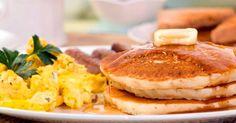 15 recettes incontournables pour un brunch gourmand - Oeufs brouillés au fromage et au jambon - Cuisine AZ