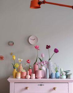 Deco Pastel, Aesthetic Room Decor, Dream Decor, New Room, Bedroom Decor, Wall Decor, Rainbow Fan, Home Decor, Future